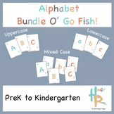 Alphabet BUNDLE O' Go Fish!