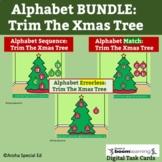 Alphabet Bundle: Trim The Xmas Tree: Errorless   Match   S