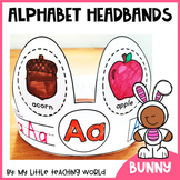 Alphabet Headbands | Distance Learning