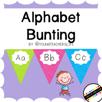 Alphabet Bunting