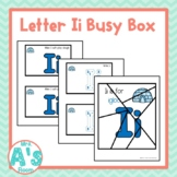 Alphabet Task Box Activity | Letter I
