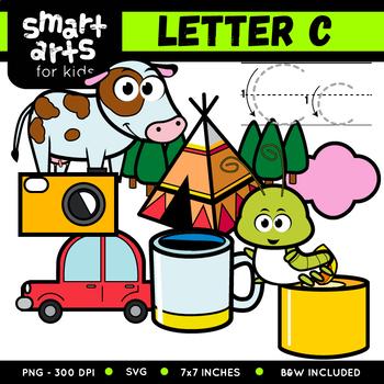 Alphabet C Clip Art