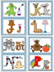 Alphabet CHARACTER Word Wall Cards, Wall display, Flash Cards (A-Z)