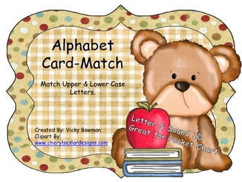 Alphabet Card-Match