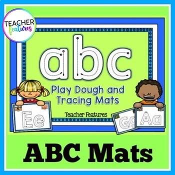 Play Dough Mats