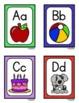 Alphabet Cards - FREE