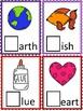 Alphabet Task Cards