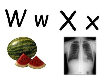 Alphabet Cards A-Z