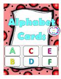 Alphabet Cards A - Z