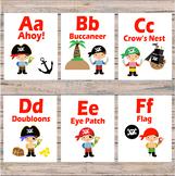 Alphabet Cards - Alphabet flash cards - Pre-k and Kinderga
