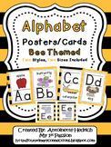 Alphabet Posters (Bee Themed)