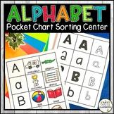 Alphabet Cards - Beginning Letter Sounds - Pocket Chart So