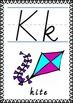 Alphabet Cards / Display