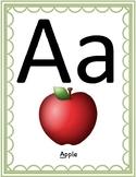 Alphabet Cards (English)