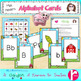 Alphabet Cards Farm Theme