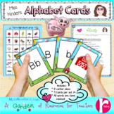Beginning Sound Alphabet Cards Farm Theme