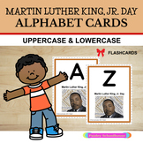 Alphabet Cards: Martin Luther King, Jr. Day
