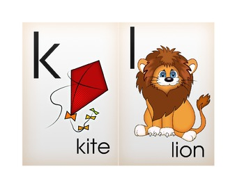 Alphabet Cards - Single Letter Phonograms