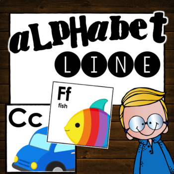 Alphabet Line and Word Wall Headers