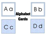 Alphabet Cards (Word Wall Highlights)