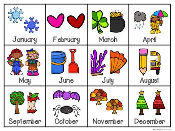 Alphabet Cards - Year Long BUNDLE