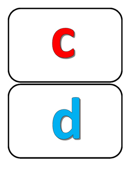 Alphabet Cards abc
