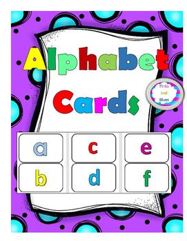 Alphabet Cards abc