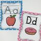 Alphabet Cards(Primary Print)- Polka Dot