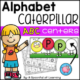 Alphabet Caterpillar Center