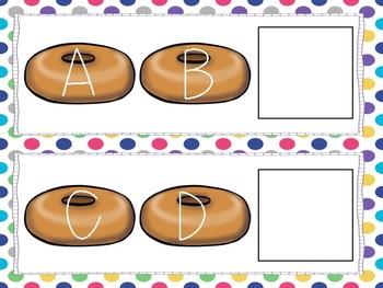 Alphabet Center Activity!