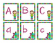 Alphabet Center Match Back to School Exercise
