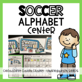 Alphabet Center: Soccer