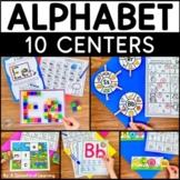 Alphabet Centers BUNDLE