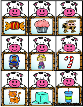 Alphabet Centers and Activities C N F P