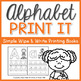 Alphabet Centres: Mini Bundle