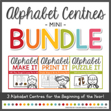 Alphabet Centres: Mini Bundle