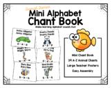 Mini Alphabet Chant Book