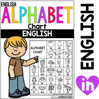 Alphabet Chart (FREE)