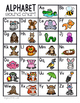 Alphabet Chart {FREEBIE}