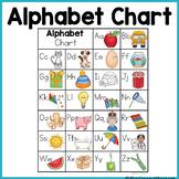 Alphabet Chart - Freebie!