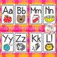 Alphabet Chart - Primary