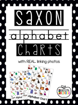 Alphabet Chart - REAL LIFE