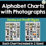 Alphabet Chart with Photographs