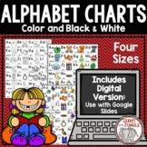 Alphabet ABC Linking Charts