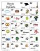 Alphabet Chart & Word Wall Headers (Pink)