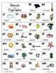 Alphabet Chart & Word Wall Headers (Green)