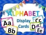 Alphabet Chevron Posters