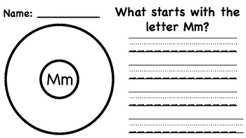 Alphabet Circle Map (Mm)