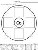 Alphabet Circle Maps