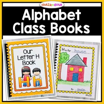 Alphabet Class Books